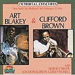 Art Blakey Art Blakey, Clifford Brown At Birdland Club (Giants Of Jazz)