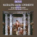 Enrico Casazza Lombardini: Sei Quartetti Per Archi
