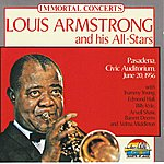 Louis Armstrong & His All-Stars Louis Armstrong: Pasadena, Civic Auditorium (Giants Of Jazz)