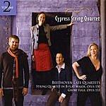 Cypress String Quartet Beethoven Late Quartets, Vol. 2