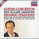 Eduardo Fernandez Giuliani/Vivaldi: Guitar Concertos