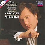 András Schiff Chopin: Piano Concerto No.2/Schumann: Piano Concerto