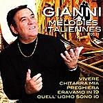 Gianni Mélodies Italiennes