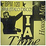 Time I Am (1988 Italo Disco) (2-Track Single)
