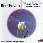 "Henryk Szeryng Beethoven: Violin Sonatas ""spring"",""kreutzer"", Etc."