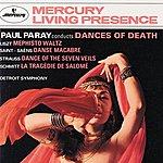 Detroit Symphony Orchestra Paul Paray Conducts Dances Of Death