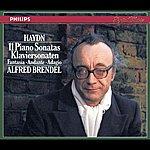 Alfred Brendel Haydn: 11 Piano Sonatas (4 Cds)