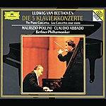 Maurizio Pollini Beethoven: The Piano Concertos (3 Cds)