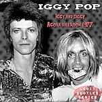 Iggy Pop Iggy & Ziggy - Agora Ballroom 1977