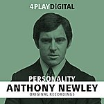 Anthony Newley Personality - 4 Track Ep