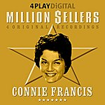 Connie Francis Million Sellers - 4 Track Ep