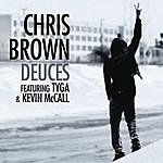 Chris Brown Deuces (Featuring Tyga & Kevin McCall) (Edited) (2-Track Single)