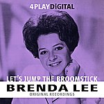 Brenda Lee Let's Jump The Broomstick - 4 Track Ep