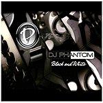 DJ Phantom Black And White