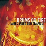 James Asher Drums On Fire
