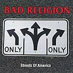 Bad Religion Streets Of America (4-Track Maxi-Single)
