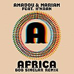 Amadou & Mariam Africa (Feat. K'naan) (4-Track Maxi-Single)