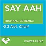 Chani Say Aah-EP