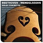 Maria Bachmann Beethoven & Mendelssohn Violin Concertos