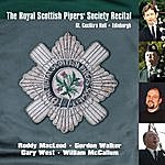 Gordon Walker The Royal Scottish Pipers Society Recital