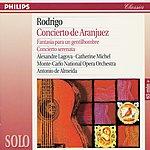 Alexandre Lagoya Rodrigo: Concierto De Aranjuez; Fantasía Para Un Gentilhombre; Concierto Serenata