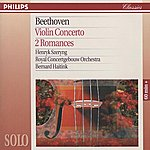Henryk Szeryng Beethoven: Violin Concerto; Violin Romances Nos.1 & 2