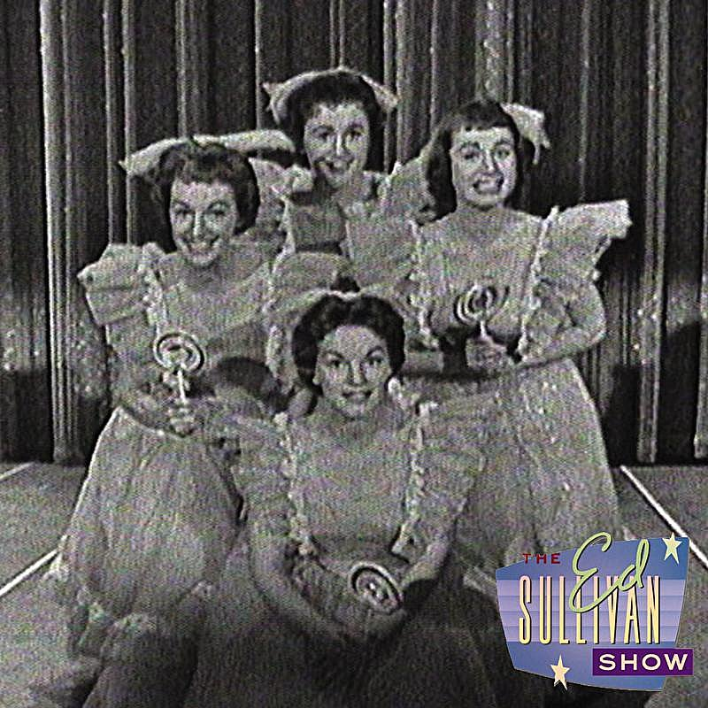 Cover Art: Lollipop (Performed Live On The Ed Sullivan Show/1958)