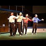 The A.Y.U. Quartet Bald Man Blues (Single)