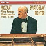 Sviatoslav Richter Mozart: Piano Sonatas Nos. 4, 8 & 16