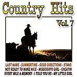 Cowboy Country Hits Vol.7