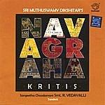 R. Vedavalli Sri Muthuswamy Dikshitar`s - Navagraha Kritis