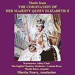 Westminster Abbey Choir Coronation Of H.m.queen Elizabeth II
