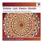 Leonard Bernstein Brahms: Hungarian Dances Nos. 5 & 6; Liszt: Les Préludes; Hungarian Rhapsodies Nos. 1 & 4; Enescu: Romanian Rhapsody No. 1