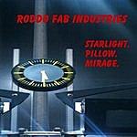 Roddo Fab Industries Starlight. Pillow. Mirage.