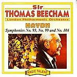 Sir Thomas Beecham Joseph Haydn