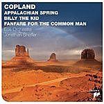 Jonathan Sheffer Copland: Appalachian Spring; Billy The Kid; Fanfare For The Common Man