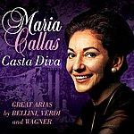 Maria Callas Casta Diva - Great Arias By Bellini, Rossini, Verdi & Donizetti