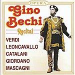 Gino Bechi Gino Bechi : Recital