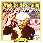 Arturo Toscanini Beethoven: Symphonies No. 5 / Symphonies No. 7