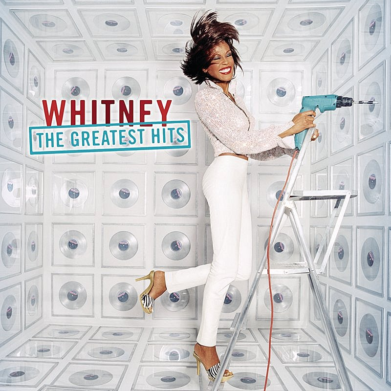 Cover Art: Whitney: The Greatest Hits