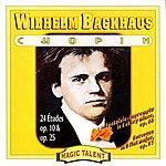 Wilhelm Backhaus Fédéric Chopin: Etudes, Op. 10 & 25