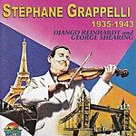 Stéphane Grappelli Stéphane Grappelli, Django Reinhardt And George Shearing (Giants Of Jazz)