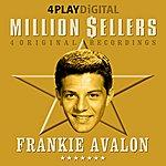Frankie Avalon Million Sellers - 4 Track Ep