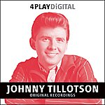 Johnny Tillotson Dreamy Eyes - 4 Track Ep