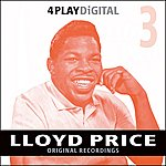 Lloyd Price Where Were You - 4 Track Ep