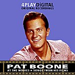 Pat Boone At The Movies - 4 Track Ep