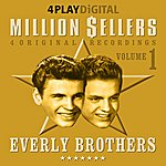 The Everly Brothers Million Sellers - 4 Track Ep