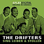 The Drifters Sing Leiber & Stoller - 4 Track Ep