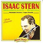 Isaac Stern Felix Mendelssohn, Johannes Brahms: Violin Concertos