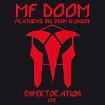 MF Doom Expektoration... Live